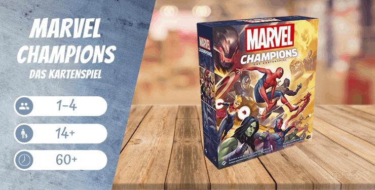 Marvel Champions Das Kartenspiel