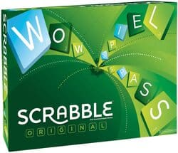 Mattel Games - Scrabble