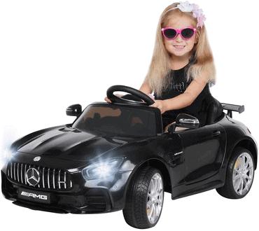 Mercedes Amg GT-R - Mercedes Kinderauto mit Fernbedienung