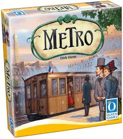 Metro - Spiele für Kinder ab 8 Jahre