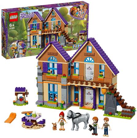 Mit was spielen eure 6 jährigen Mädchen - Lego Friends