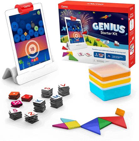 Mit was spielen eure 6 jährigen Mädchen - OSMO Genius Starter Set für iPad