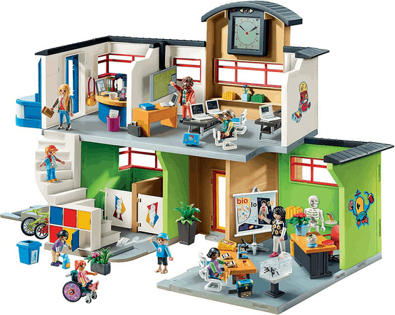 Mit was spielen eure 6 jährigen Mädchen - Playmobil