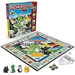 Monopoly Junior - Hiptoys