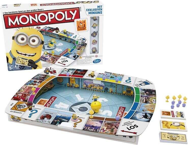 Ich – Einfach unverbesserlich - monopoly
