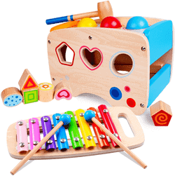 Montessori Spielzeug 18 Monate