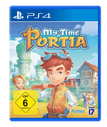 My Time At Portia Spiel