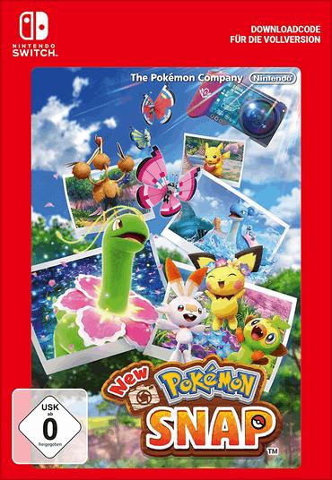 New Pokémon Snap Spiel