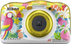 Nikon Kinderkamera COOLPIX W150 Hawaii, Bunt