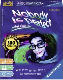 Nobody is perfect - Mini Edition Spiel