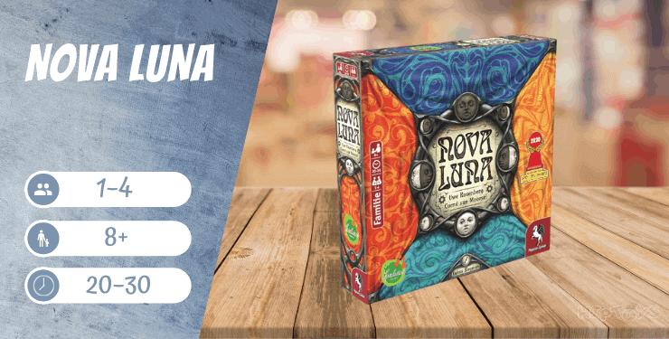 Nova Luna Spiel ab 8 Jahren