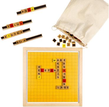 Oberschwäbische Magnetspiele - Wortschatz