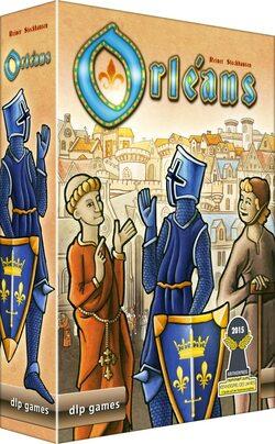 Orléans Spiel