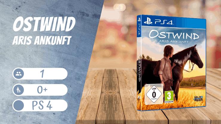 Ostwind – Aris Ankunft - Ps4 Spiele Frauen