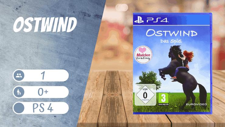 Ostwind - Ps4 Mädchen Spiele