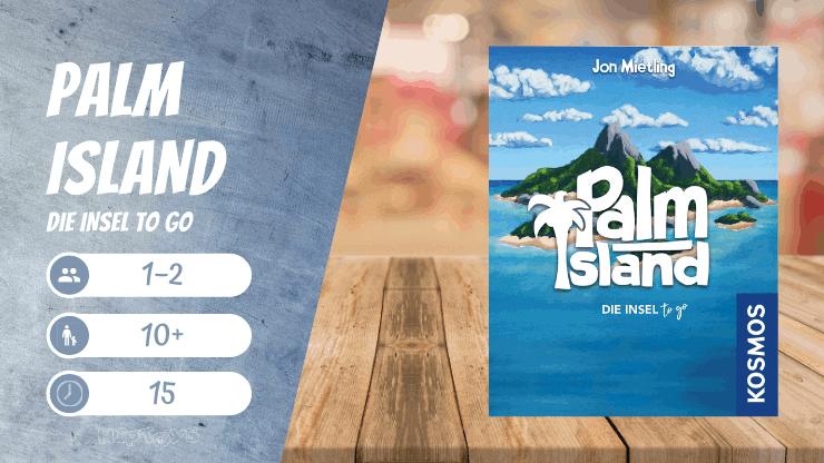 Palm Island Die Insel to go