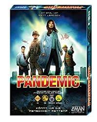 Pandemic (Pandemie) - Hiptoys
