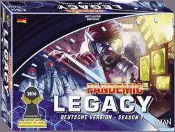 Pandemic Legacy - Hiptoys