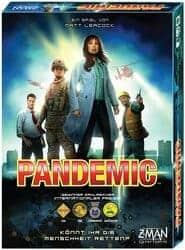 kooperative Brettspiele - Pandemie - Hiptoys