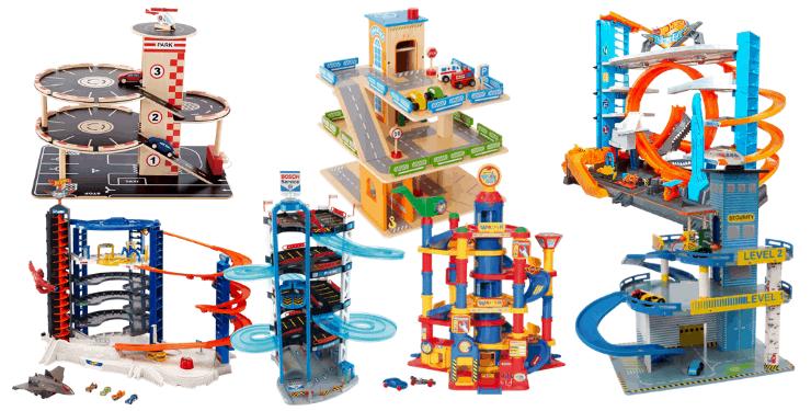 Parkhaus für Kinder mit Aufzug Die beliebtesten Spielzeuge