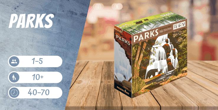 Parks Spiel
