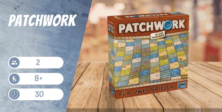 Patchwork (2-Spieler-Spiel)
