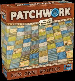 Patchwork Spiel