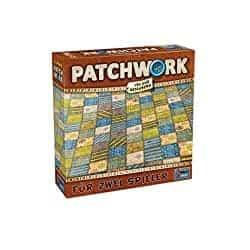 Brettspiele für 2 - Patchwork - Hiptoys