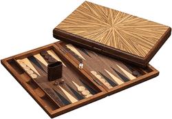 Backgammon - Brettspiele Klassiker aus Holz