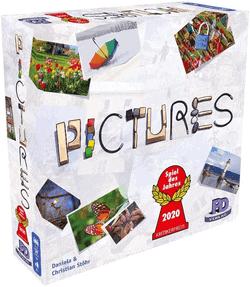 Pictures - Gesellschaftsspiel ab 8 Jahre