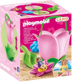 Playmobil für Mädchen - Sand