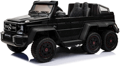 RIRICAR Elektroauto für Kinder Mercedes-Benz G63 6X6