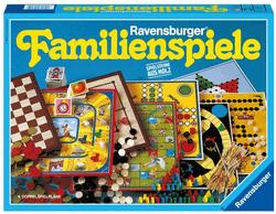 Ravensburger - Spielesammlung - Brettspiele Klassiker