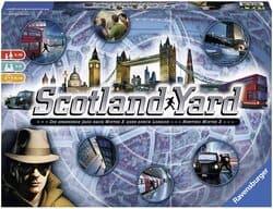 Spiel des Jahres 1983 - Scotland Yard - Hiptoys