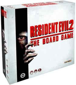 Resident Evil 2 – Das Brettspiel