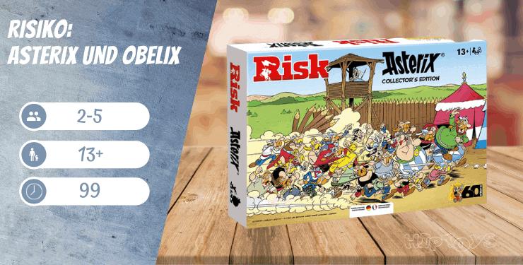 Risiko Asterix und Obelix - Spiel-Empfehlung