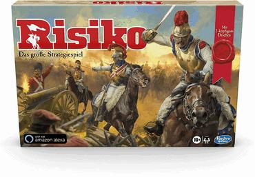 Risiko-Brettspiele