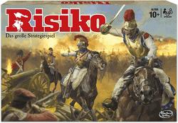 Risiko - Strategie Brettspiele Klassiker für Erwachsene