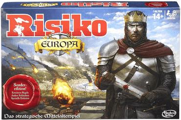 Risiko Europa Spiel