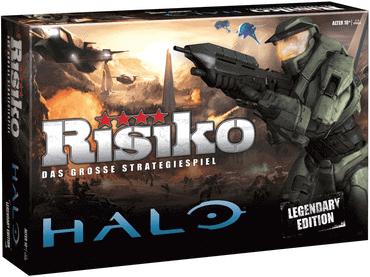Risiko Halo - Legendary Edition