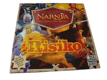 Risiko Narnia Spiel