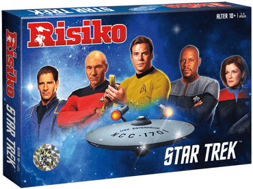 Risiko Star Trek Brettspiel
