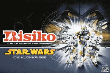 Risiko Star Wars – Die Klonkriege