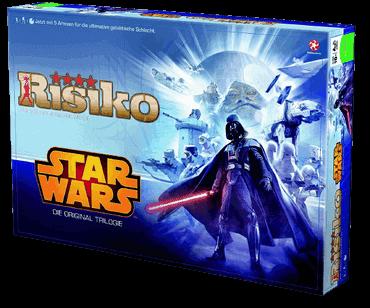 Risiko Star Wars - Die Trilogie Spiel