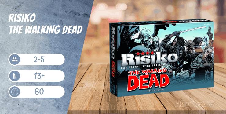 Risiko The Walking Dead Spiel Empfehlung