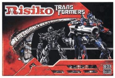 Risiko Transformers Spiel