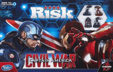 Risk Captain America