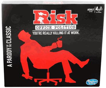 Risk Office Politics
