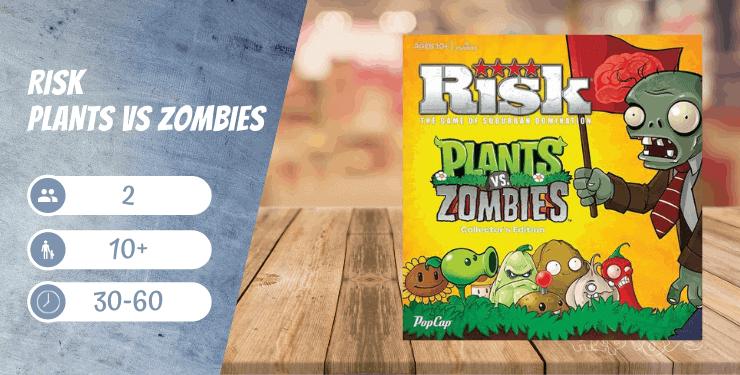 Risk Plants vs Zombies - Spiel-Empfehlung