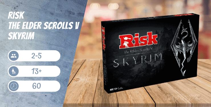 Risk The Elder Scrolls V Skyrim - Spiel-Empfehlung